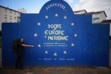 Les portes de l'Europe à Mérignac