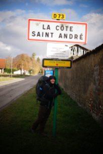 Fin de l'autostop à la cote saint andré
