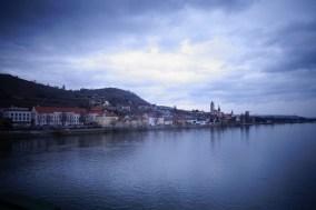 Les bords du Danube
