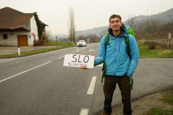 En route pour la Slovénie !
