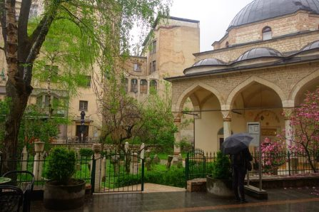 Mosquée, Sarajevo