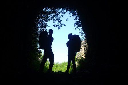Le bout du tunnel, Ciro Trail