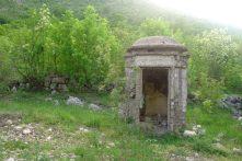 Ancien point de contrôle, Ciro Trail