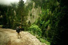 Petite route dans les montagnes, Gunbuldu - Uzunyarla