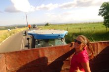 Tracteur-stop