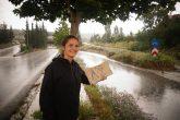 Même pas peur de la pluie !