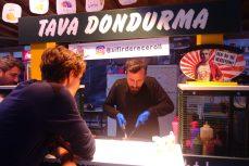 Roll ice cream offerte par Şeref
