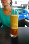 Café Frappé, rafraîchissant !
