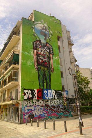 Graf, Thessaloniki