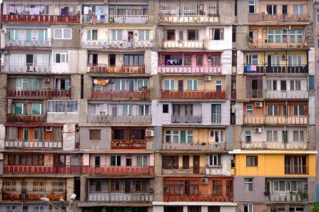 Quartier soviet, Batumi