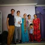 Notre famille d'accueil