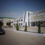 Commerce immaculé Turkmène