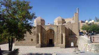 Mosquée Magok-i-Attari, Boukhara