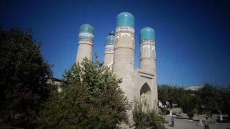 Tchor Minor, Boukhara