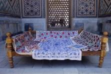 Le canapé-table Ouzbek !