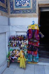 Les poupées ouzbeks