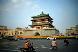 Tour de l'horloge - Xi'an