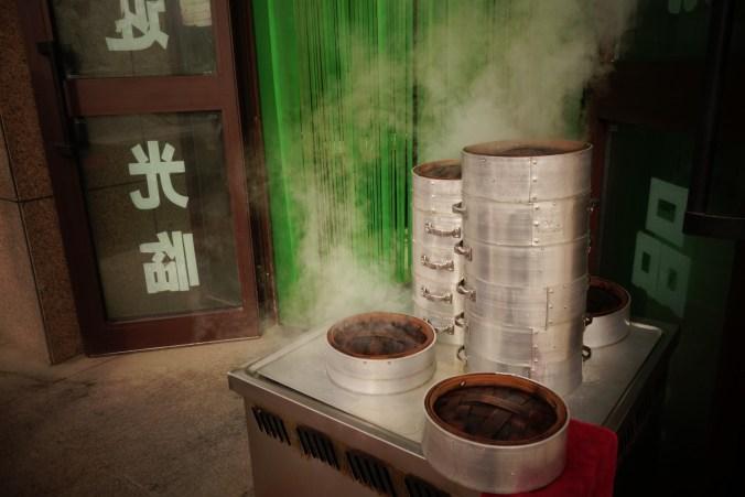 Cuisson vapeur des BaoZi