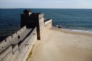 Grande muraille - Shanhaiguan