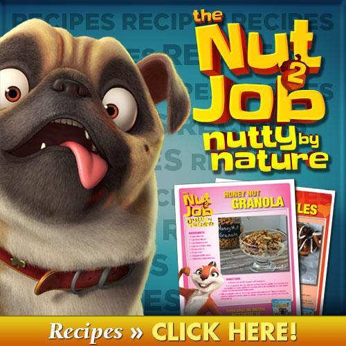 Download Nut Job 2 Recipes