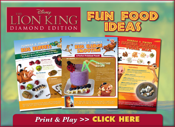 Download Fun Food Recipes!