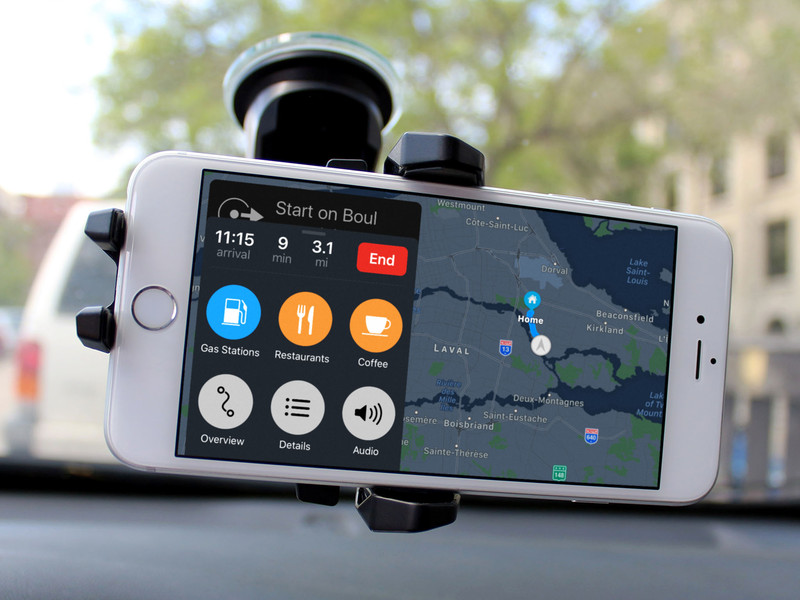 google maps gps navigation