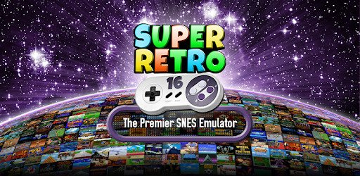 SuperRetro16 Pro Apk Full
