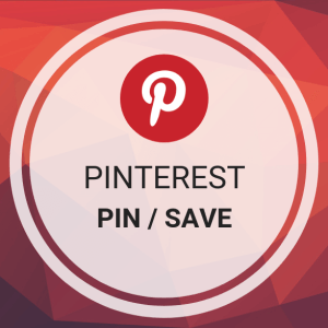 Buy Pinterest Pin Save