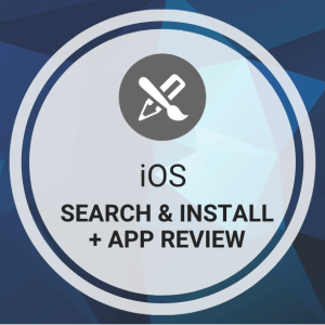 Buy iOS Search + App Reviews