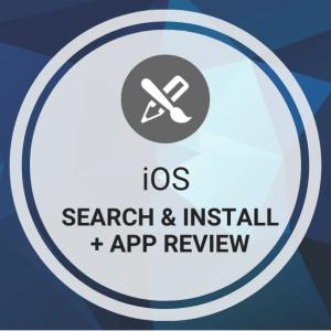 Buy iOS Search + App Reviews