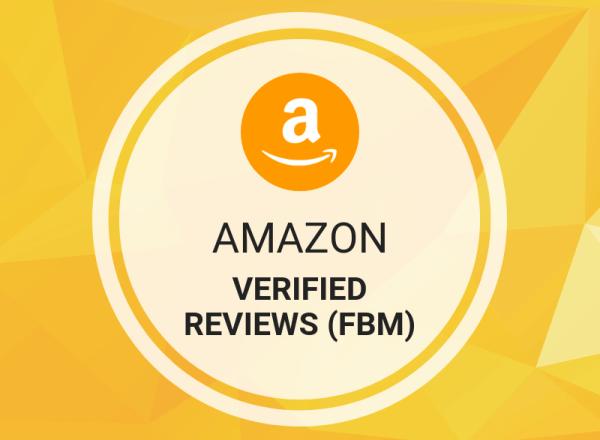 Buy Amazon Verified Reviews (FBM)