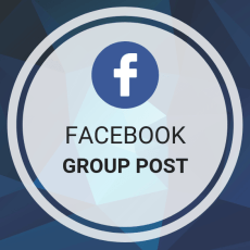 Buy Facebook Group Post
