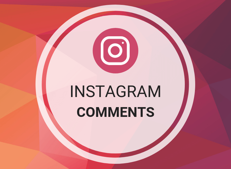 Buy Instagram Comments - Real, Legit & Fast Delivery | AppSally