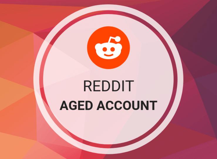 Aged Reddit Account