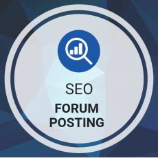 Buy SEO Forum Posting
