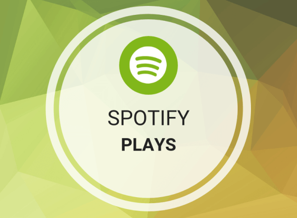 Buy Spotify Plays (Streams)