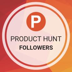 Buy Product Hunt Followers