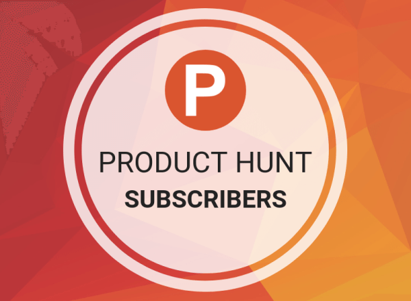 Buy Product Hunt Subscribers
