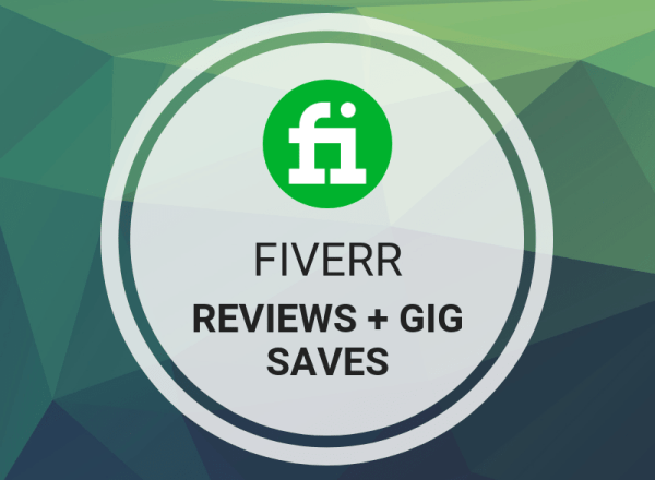 Buy Fiverr Reviews + Gig Saves