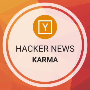 Buy Hacker News Karma