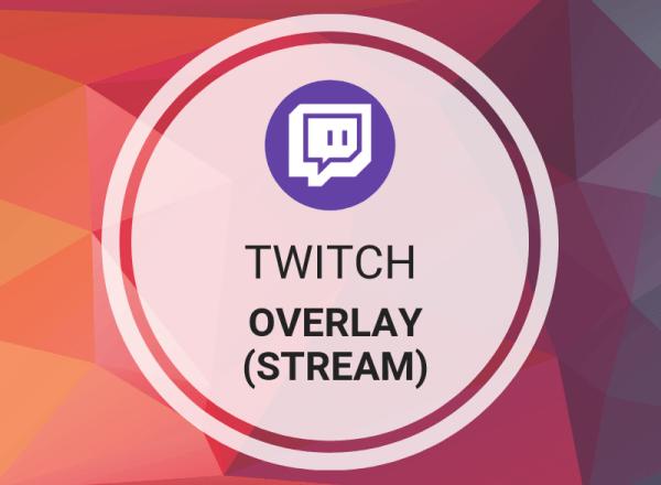 Buy Twitch Overlay (Stream)