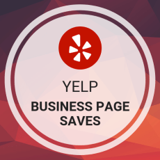 Buy Yelp Business Page Saves