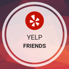 Buy Yelp Friends
