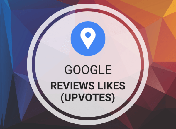 Buy Google Review Likes (Upvotes)