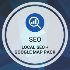 Buy Local SEO + Google Map Pack