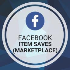 Buy Facebook Item Saves (Marketplace)