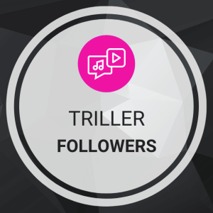 Buy Triller Followers