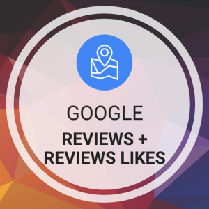Buy Google Reviews + Reviews Likes (Upvotes)