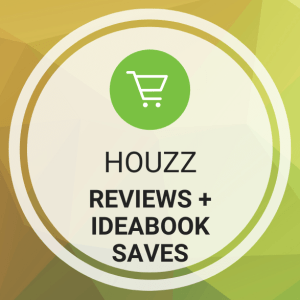 Buy Houzz Reviews + Ideabook Saves