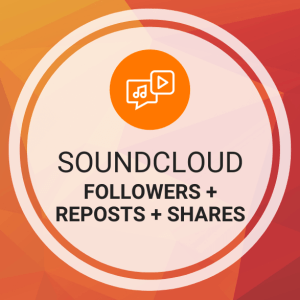 Buy SoundCloud Followers + Reposts + Shares